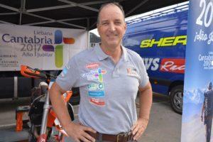 Chus Puras completa con éxito en su primera participación en una prueba del Campeonato del Mundo de Bajas, terminando en 31ª posición