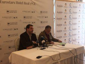 ÄSTHETIK Y THALASSO SANTANDER, UBICADO EN EL HOTEL REAL, CON EL RACING A POCAS SEMANAS DE LA FASE DE ASCENSO