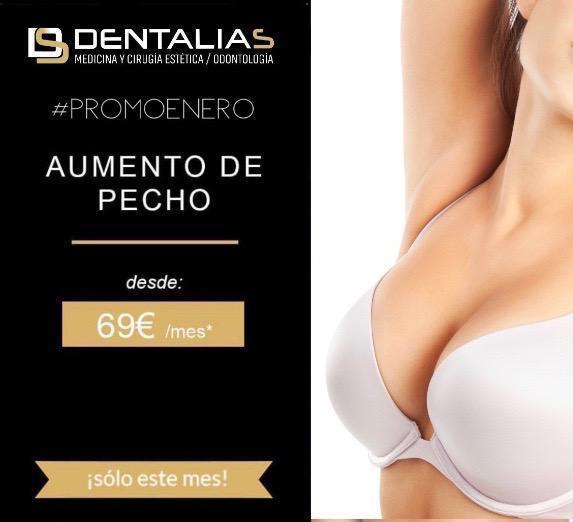 #PROMOENERO AUMENTO DE PECHO