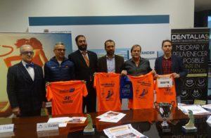 Dentalias, colabora en la San Silvestre de Santander para promover el deporte y luchar por varias causas, entre ellas el ELA