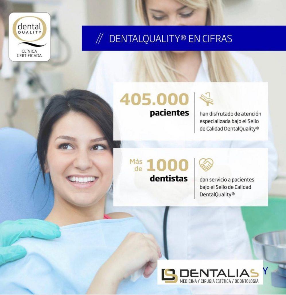 Dentalias, única clínica odontológica en Cantabria con el certificado de calidad DentalQuality