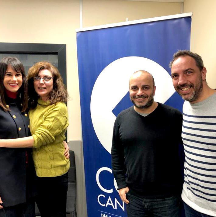 DENTALIAS ESTUVO  EN LA COPE EN EL DÍA MUNDIAL DE LA RADIO