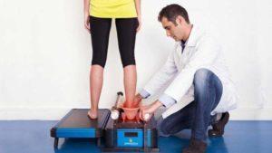 Estudio biomecánico del pie y 3D Scan, servicios de podología en Santander